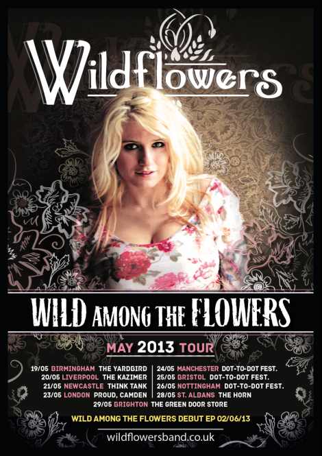 Wildflowers tour 2013