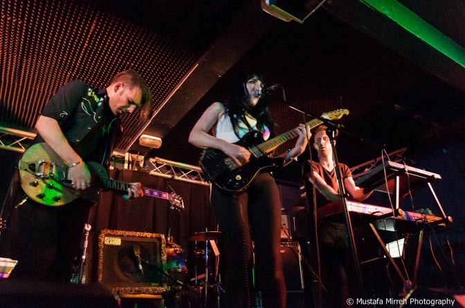 Photoset: The Flies + Candy Darling @ The Exchange (2/9/14)