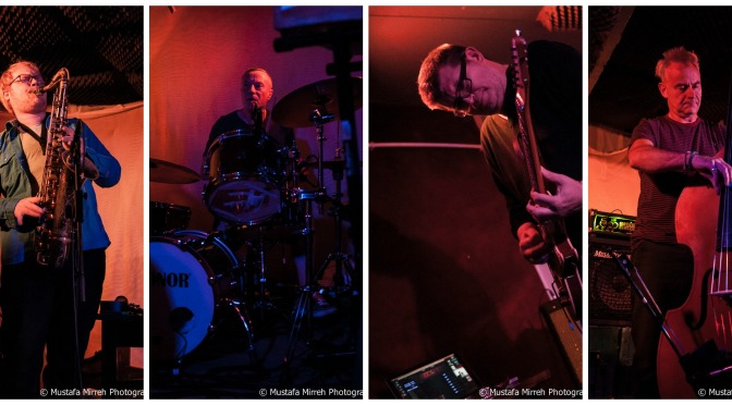 Live Review: Red Snapper + Port Erin (Album Launch) @ The Louisiana (19/9/14)