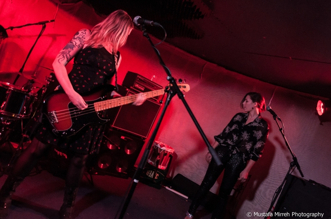 Live Review: She Makes War + Forgery Lit + James Brute @ The Louisiana (09/10/14)