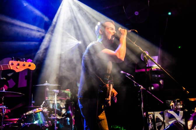 Live Review: Future Of The Left @ The Fleece (09/10/14)